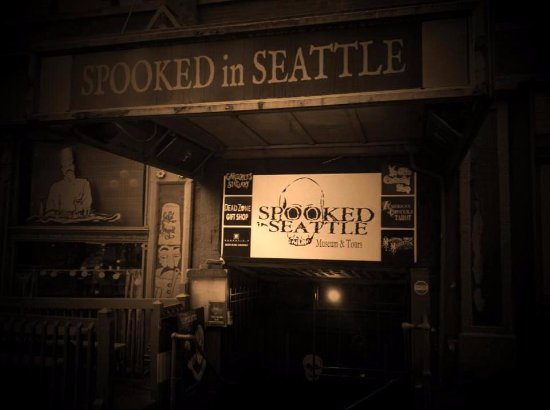 Seattle Ghost Tours