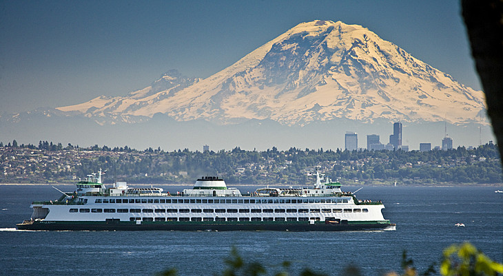 Puget Sound and Washington State Ferries